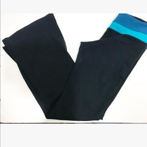 Lululemon yoga reversible leggings